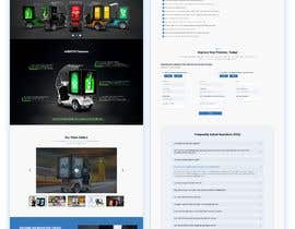 #32 для Refresh our website and add a page.  - 20/09/2021 23:58 EDT от Dmamun18