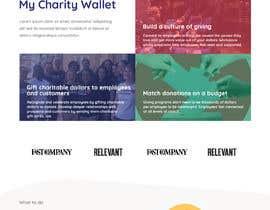 #19 for Website MOCK for a charity organization af bharanikumars