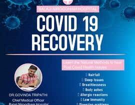 Nro 14 kilpailuun Creative for a Workshop on Curing Post Covid Health Issues käyttäjältä aashus