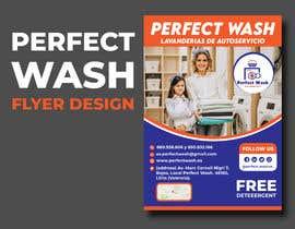 #32 for Flyer for Self Service Laundromat af Manna461