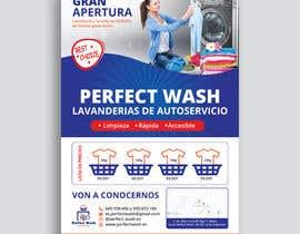#36 for Flyer for Self Service Laundromat af hhabibur525