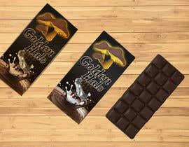 nº 65 pour Design a chocolate bar wrapper par jakiamishu31022