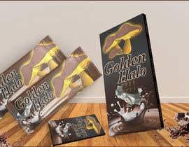 nº 67 pour Design a chocolate bar wrapper par jakiamishu31022