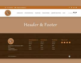 #23 for Header & Footer Design by Nibraz098