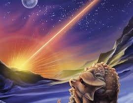 Nro 128 kilpailuun Book Cover Illustration käyttäjältä DorianLudewig