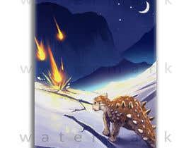 Nro 88 kilpailuun Book Cover Illustration käyttäjältä ashutoshdesigns9