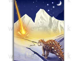 Nro 101 kilpailuun Book Cover Illustration käyttäjältä ashutoshdesigns9