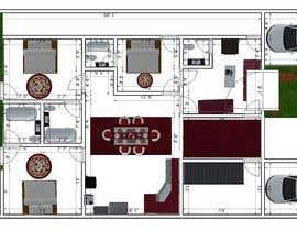#19 for Build me a House Plan (Floor Plans, 3d designs, Interior Designs etc.) by Gurudayal777