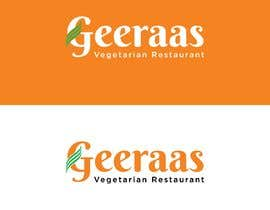 nº 177 pour A South Indian Vegitarian Restaurant wants an innovative Logo and a font design. par Mubashirat998