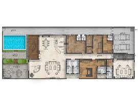 #12 cho Residential Villa Furniture Plan bởi Niranjanisunil