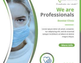 #50 untuk I need PSD templates for Facebook and Instagram for dental clinic posts oleh tazul869