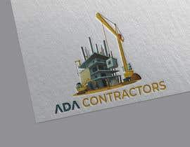 #310 for ADA CONSTRUCTION LOGO af deluwar1132