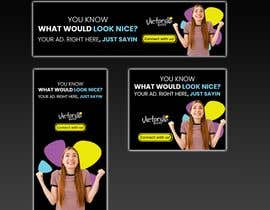 #70 for 9 banner ads with simple messaging by abid4design