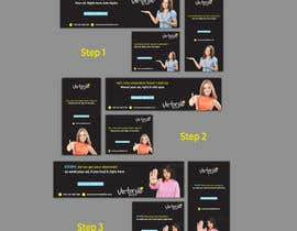 #60 for 9 banner ads with simple messaging by amin2437