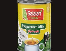 Nro 42 kilpailuun Packaging design for Evaporated Milk käyttäjältä shiblee10