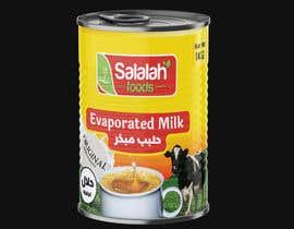 Nro 49 kilpailuun Packaging design for Evaporated Milk käyttäjältä shiblee10