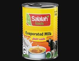 Nro 50 kilpailuun Packaging design for Evaporated Milk käyttäjältä shiblee10