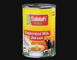 Nro 51 kilpailuun Packaging design for Evaporated Milk käyttäjältä shiblee10