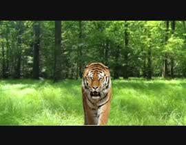 Nro 5 kilpailuun Tiger compositing into jungle käyttäjältä rajjeetsaha