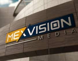 #104 untuk Mex vision media Logo oleh Jaben0