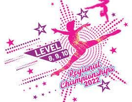 #227 cho Tshirt Design for Women's Gymnastics Championship bởi sharifmozumder99