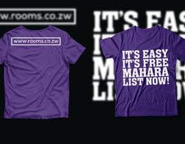 #62 cho Artwork Design for t-shirts bởi bashirahmed90