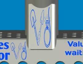 abdodesigner1 tarafından NEED A NAME + LOGO DESIGN + VERY SMALL SLOGAN (see pictures) for a sand scoop için no 25