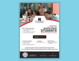 #130 para Flyer for interns por alihussen3134