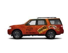 AbodySamy tarafından Concept Vehicle wrap (think food truck) için no 91