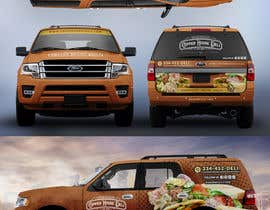 #75 for Concept Vehicle wrap (think food truck) by SAKTI2