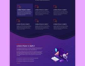nº 34 pour Build me a professional services website with Elementor par sudpixel