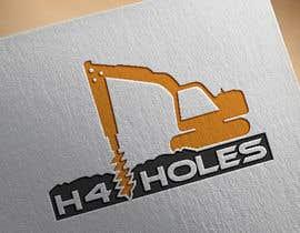 nº 220 pour H 4 Holes Logo Design par josnaa831