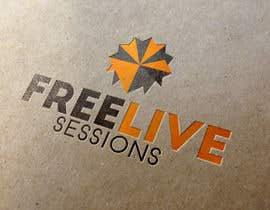 #122 untuk Logo for FreeLiveSessions.TV (live music outdoors) oleh ismaillikhon9486