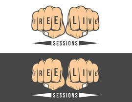 #164 untuk Logo for FreeLiveSessions.TV (live music outdoors) oleh roedylioe