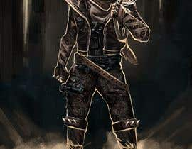 aglennn tarafından Design a game character avatar için no 35