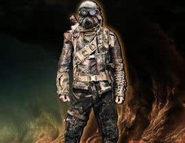 silentblack8 tarafından Design a game character avatar için no 63