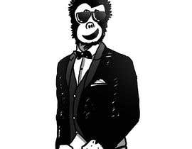 #6 cho Put A Tuxedo and Sunglasses On This Gorilla bởi lildesin9
