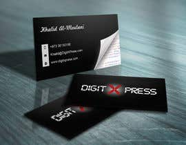 #7 untuk Design a small business (almost square) card ready to print oleh ali1717