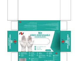 #14 cho Design a vinyl gloves box bởi Mostaq418