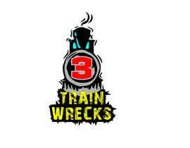 #29 for 3TrainWrecks Podcast Logo by Foley59