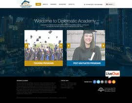 nikil02an tarafından Design a Website Layout for Training company için no 41