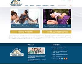 #30 cho Design a Website Layout for Training company bởi kethketh