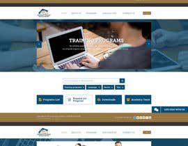 #36 cho Design a Website Layout for Training company bởi sayedphp