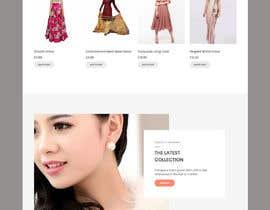 hosnearasharif tarafından Build a landing page for our shopify store using Shogun Landing page builder için no 21