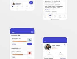 Nro 32 kilpailuun app design käyttäjältä yogafdesign