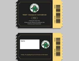 Nro 370 kilpailuun Business Card Design - Cricket Club käyttäjältä Designopinion