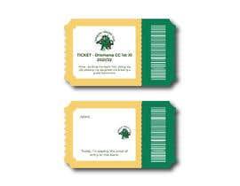 Nro 394 kilpailuun Business Card Design - Cricket Club käyttäjältä sn0567940