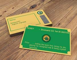 Nro 427 kilpailuun Business Card Design - Cricket Club käyttäjältä MoriumNasha1980