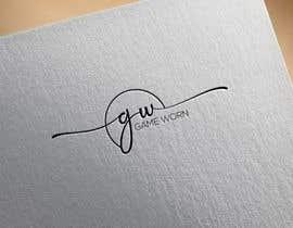 nº 321 pour GAME WORN - logo design par StepupGFX