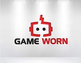 nº 312 pour GAME WORN - logo design par mstshiolyakhter1